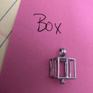 Jewelry - Box pearl cage
